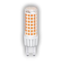 LED G9 230VAC, 7W, 3000K, G9, 640lm, 220°, EEI=A+  Avide ABG9WW-7W