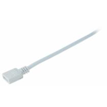 Led szalag csatlakozóvezeték RGB-szalagokhoz (forrasztható / csapos 4P) ABLS12VRGB-4PINCON-IP20-F