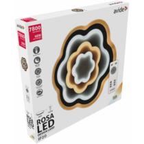 Mennyezeti lámpa LED 98W, 7800lm, 4000K, rádiós távirányítóval 120° ADO3S-98W-RS-2.4G