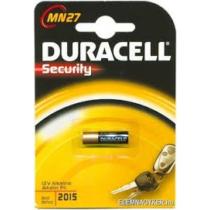 Elem Duracell MN27 12V távirányító, riasztó