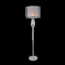 Mery állólámpa 1XE27 króm átmérő:400mm, magasság: 1565mm 955MERY1F/CH