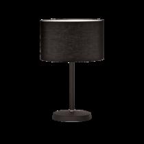 Tomy asztali lámpa 1XE27 sötét szürke átmérő:240mm, magasság: 490mm 955TOMY1T