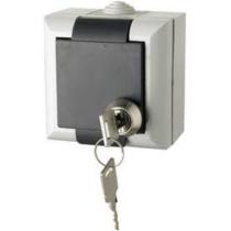 Business Line 162 dugalj, csapfedéllel, kulccsal zárható IP54 09172