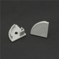 Aluprofil végzáró, sarok profilokhoz  (41012A2-höz) 2db/csom  41012E