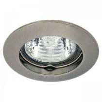 Spotlámpa beépíthető fix matt króm MR16 IP20 CTC-5514-C/M 02793