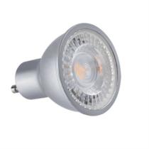 Led GU10 7,5W 550lm 4000K 120° fényerőszabályozható (dimmerelhető) Kanlux 24661