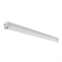 Tükörvilágító LED-es lámpatest 17W 3000K 1400lm 6500mm IP44 27532 PESSA LED IP44 17W-WW