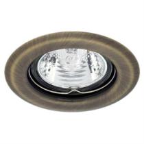 Beépíthető spot, fix, matt réz IP20 MR16ARGUS CT-2114-BR/M  324 Kanlux