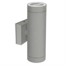 Oldalfali lámpa szürke, 2xGU10 foglalattal 4410 IP54 BART EL-235 7080 Kanlux