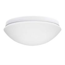 Mennyezeti lámpa 1xE27 foglalattal, IP44 fehér kerek, átm.:280mmx110mm PIRES DL-60O NS 8811