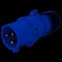 Pce dugvilla lengő 32A/3P 230V kék IP44 PCE 023-6 (Dfh-323)