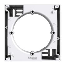 Asfora kiemelőkeret fehér EPH6100121 (10db/csom)