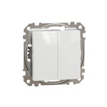 Sedna 105 csillárkapcsoló betét, rugós bekötésű, fehér IP20 (új) SDD111105