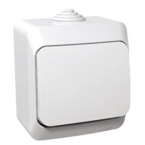 Cedar Plus N101 nyomógomb IP44 fehér WDE000511