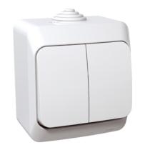 Cedar Plus 105 csillár kapcsoló IP44 fehér WDE000550