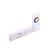 RGB távirányító szett + ledszalag vezérlőegység RGB-s szalagokhoz, rádiós,  12V/24VDC S-LIGHT