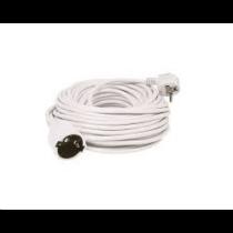 Hosszabbító lengő 1-es dugalj 5m fehér NV2-5/WH/1,5
