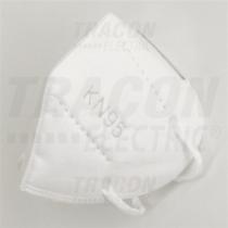 Eldobható maszk, fehér, FFP2 YYC-1