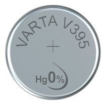 Varta gombelem 1,55V ezüst oxid V395 (SR57,SR9275W)