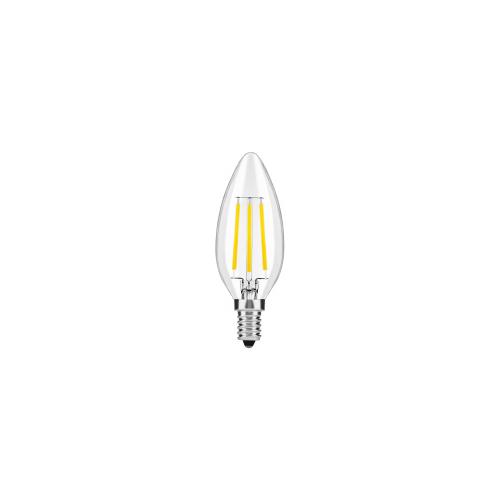 Led E14 7W gyertya 2700K 360° 800lm Filament ABLFC14WW-HL-7W
