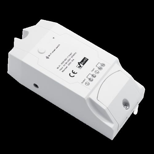 WIFI-s kapcsoló, 1-csatornás, mobil aplikációval vezérelhető max.: 3500W 195003 Elmark