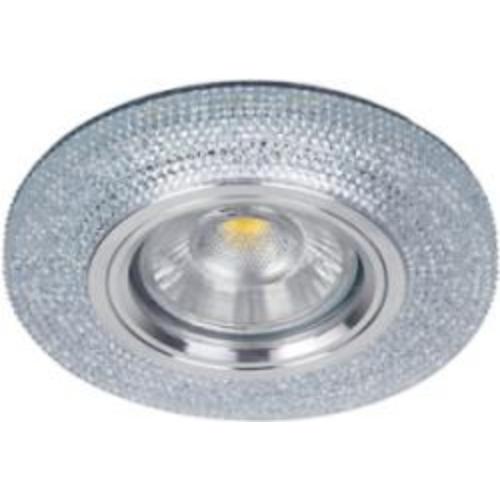 "LED Spot 3W 4000K MR16 GU5.3 12V  + LED szalag ""kristály"" kerek IP20 925772S/CL"