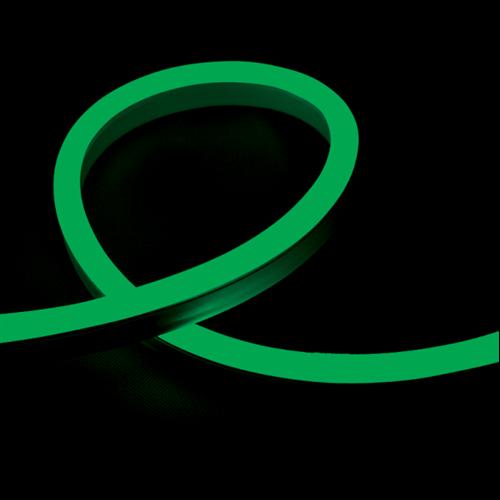 Flexi ledszalag 12W/m Zöld 24VDC 150° 30.000h 10x16mm (10m/csom) IP65 99LED954