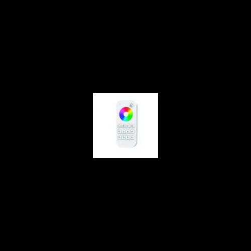 RGB távirányító RGB-s szalagokhoz, rádiós 99RGBREMOTE1, 4-csatornás, (99RECEIVER4-hez)