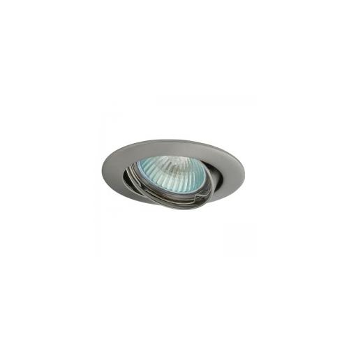 Spotlámpa beépíthető billenthető matt króm MR16 IP20 CTC-5515-C/M 02783