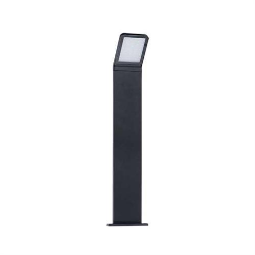 Kerti lámpa fekete , álló, LED 9W, 230VAC 600lm, 500mm magas, IP54 SEVIA LED 50 23552 Kanlux