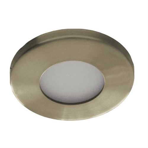 Beépíthető spot  patinát réz IP44  MARIN CT-S80-AB  4710 Kanlux