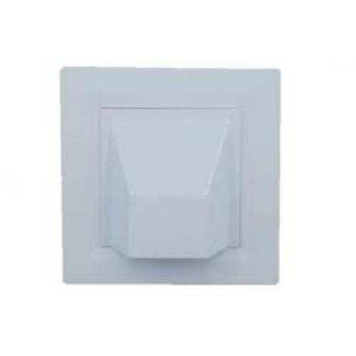 Asfora kábelkivezető fehér EPH5500121