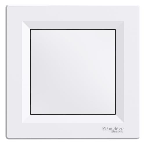 Asfora Vakfedél kerettel fehér EPH5600121