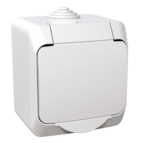 Cedar Plus 162 dugalj IP44 fehér WDE000541