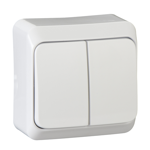 PRIMA 105 csillár kapcsoló IP20 fehér WDE001050