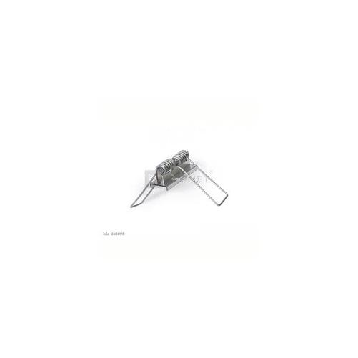 """Aluprofil rögzítő, süllyeszthető profilokhoz 8-10mm T23130000 (T76210020 """"Groove10""""-hez)"""