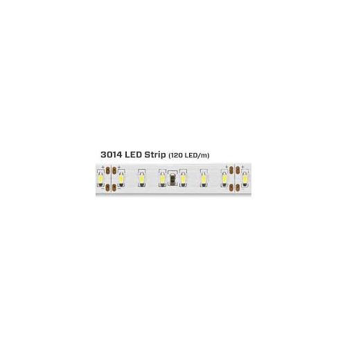 Led szalag fehér 120led/m 12VDC IP20 4000K 14,4W/m 1320lm/m 10mm SL-3014WN120