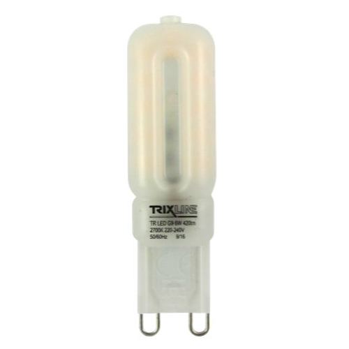 LED G9 230VAC, 4W, 4200K, G9, 340lm, 360°, EEI=A+