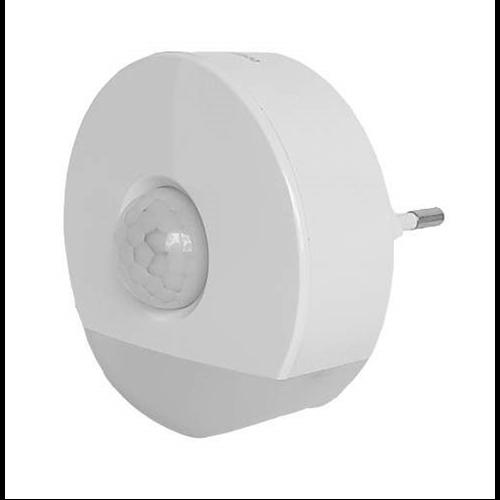 Élszakai irányfény, 3W 35/200lm mozgás és fényérzékelős fehér NL132