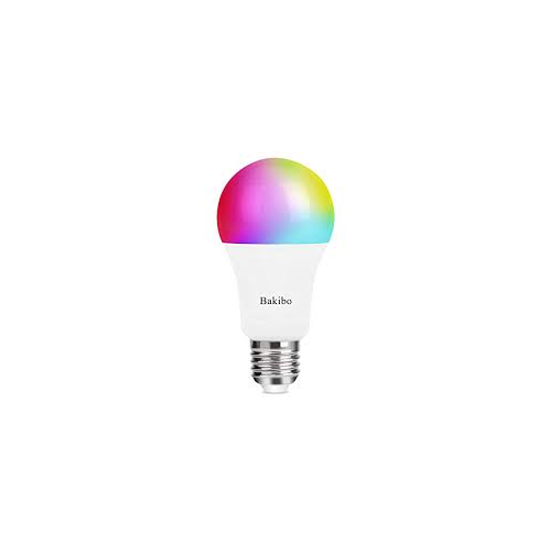 Led E27  9W RGB 470lm, távirányítóval, infrás LEDLRGBN-A609E27
